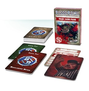 Picture of ORC TEAM CARDS BLOOD BOWL