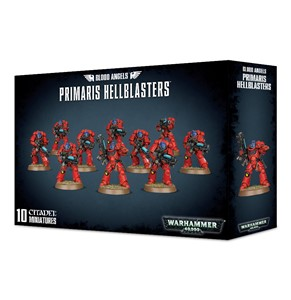 Picture of BLOOD ANGELS PRIMARIS HELLBLASTERS