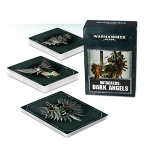 Picture of Dark Angels Datacards