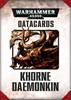 Picture of DATACARDS: KHORNE DAEMONKIN (ENGLISH) - Direct From Supplier*.
