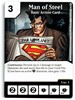 Picture of Basic Action Card: Man of Steel