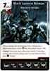 Picture of Black Lantern Batman - Blackest Knight