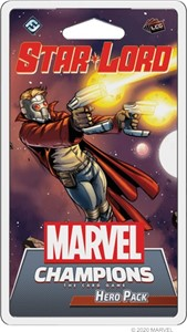 Picture of Star-Lord Hero Pack - Marvel Champions