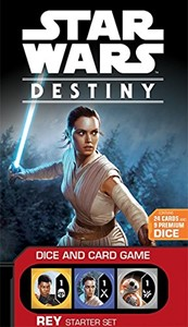 Picture of Star Wars Destiny Rey Starter Set