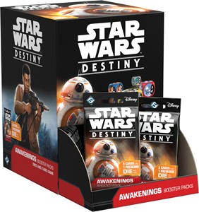 Picture of Star Wars Destiny Awakenings Booster