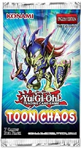 Picture of Toon Chaos Booster (Single Booster Pack) - Yu-Gi-Oh!