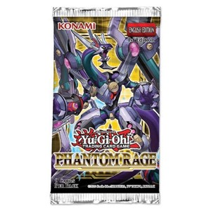Picture of Phantom Rage Booster Pack Yu-Gi-Oh!
