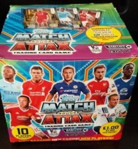 Picture of Match Attax EPL 15/16 Trading Card Pack