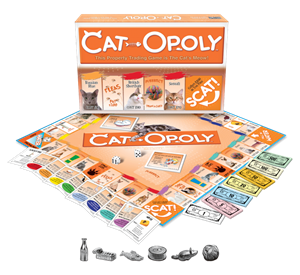 Picture of Cat Opoly