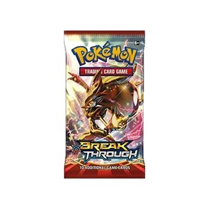 Picture of Pokemon XY8 Break Through Booster Pack