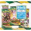 Picture of Eiscue - SWSH 7 Evolving Skies 3 Pack Blister Pokemon