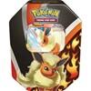Picture of Eevee Evolutions Tin - Flareon V Pokemon