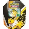 Picture of Eevee Evolutions Tin - Jolteon V Pokemon