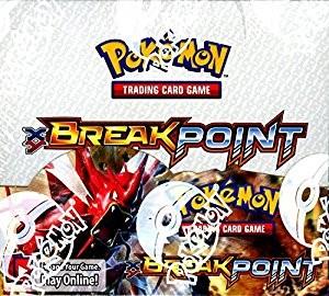 Picture of Break Point Booster Pokemon