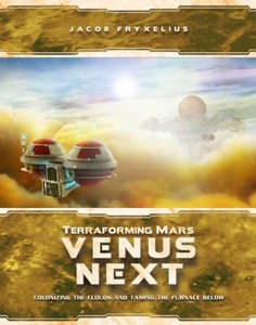 Picture of Venus Next Terraforming Mars Expansion