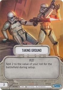 Picture of Taking Ground