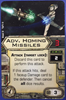 Picture of Advanced Homing Missiles (X-Wing 1.0)