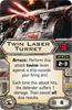Picture of Twin Laser Turret (X-Wing 1.0)